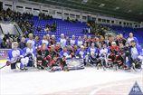 Ветераны украинского хоккея обыграли Дженералз. ВИДЕО