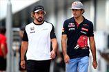 """Формула-1. Алонсо: """"Сайнс стал лучшим из всех новичков в Формуле-1"""""""