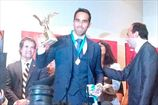 Браво — лучший футболист года в Чили
