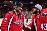 НХЛ. Овечкин, Мразек, Бэрри — три звезды недели