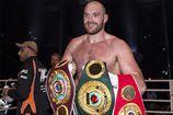 Фьюри — боксер 2015 года по версии The Ring