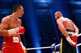 """Поединок Фьюри — Кличко победил в номинации """"Сенсация года"""" по версии The Ring"""