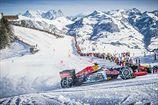 Формула-1. Ферстаппен прокатился по снегу. ВИДЕО