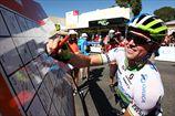 Tour Down Under. Герранс — победитель третьего этапа