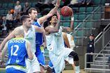 Кубок Европы FIBA. Химик уступает в овертайме