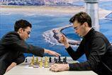 """Шахматы. Вейк-ан-Зее. Каруана снова """"на хвосте"""" у Карлсена"""