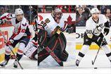 НХЛ. Кузнецов, Кроуфорд и Летанг — звезды января