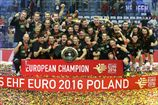 Гандбол. Евро-2016. Мужчины. Германия едет в Рио!