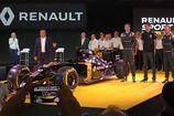 Формула-1. Рено представил новый болид и состав пилотов на сезон-2016. ФОТО
