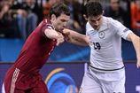 Футзал. Евро-2016. Россия минимально обыграла Казахстан