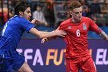 Футзал. Евро-2016. Италия уверенно побеждает Азербайджан