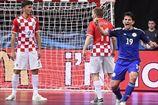 Футзал. Евро-2016. Казахстан обыграл Хорватию