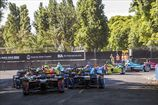 Формула Е. Берд выиграл гонку в Буэнос-Айресе