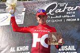 Кристофф — триумфатор 2-го этапа Тура Катара-2016