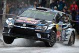 WRC. Ралли Швеции. Ожье лидирует после первого дня