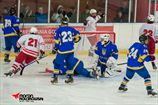 Украинские юниоры снова уступили на турнире в Польше
