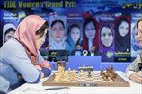 Шахматы. Гран-при ФИДЕ. Первое поражение Жуковой