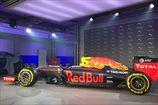 Формула-1. Ред Булл презентовал ливрею машины. ФОТО