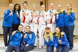 Фехтование. Сборная Украины завоевала бронзу в командной сабле