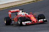 Формула-1. Феттель — лидер после первой половины тестового дня