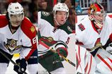 НХЛ. Ягр, Хаула и Андерсон – звезды недели