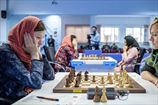 Шахматы. Гран-при ФИДЕ. Жукова побеждает Погонину