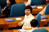 Политический оппонент Паккьяо требует отменить предстоящий бой с Брэдли