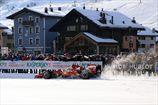 Формула-1. Феррари провела демонстрационные заезды в Альпах. ВИДЕО
