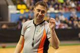 Украинский арбитр будет судить матчи баскетбольного турнира Олимпиады