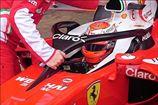 Формула-1. Феррари протестировала прототип системы защиты головы. ФОТО