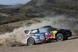 WRC. Ралли Мексики. Латвала лидирует после десяти участков