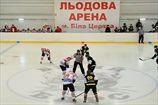 ЧУ. Донбасс разгромил Белый Барс