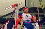 Биатлон. Кубок мира. Норвежцы выиграли малый хрустальный глобус в мужских эстафетах
