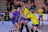 Гандбол. Женщины. Сборная Украины обыграла команду Италии