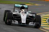 Формула-1. Гран-При Австралии. Хэмилтон показывает лучшее время, Росберг разбивает болид