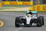 Формула-1. Гран-При Австралии. Хэмилтон — лучший в последней тренировке