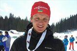 Биатлон. ЮЧЕ 2016. Дудченко третий в гонке преследования