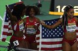 Легкая атлетика. ЧМ в помещении. Сборная США победила в медальном зачёте