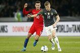 ТМ. Англия вырывает победу над Германией