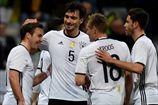 ТМ. Германия громит Италию, Португалия обыграла Бельгию, ничья Ирландии и Словакии