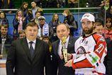 ЧУ. Кочетков — MVP чемпионата Украины