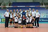 Волейбол. Сборная Украины U-19 обыграла швейцарок и уступила полькам