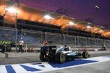 Формула-1. Гран-При Бахрейна. Росберг лучший во второй тренировке