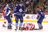 НХЛ. Форвард Торонто дисквалифицирован до конца сезона