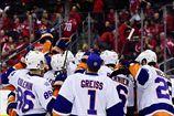НХЛ. Айлендерс, Миннесота и Тампа-Бэй бронируют места в плей-офф