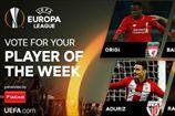 Ракицкий претендует на звание игрока недели в Лиге Европы