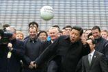 Китай хочет диктовать моду в мировом футболе