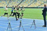 Коллина на Олимпийском принял у арбитров нормативы