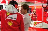 Формула-1. Гран-при Китая. Феттель — быстрейший в третьей тренировке