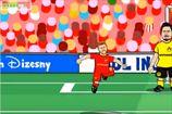 Анимация, посвященная победе Ливерпуля над Боруссией. ВИДЕО